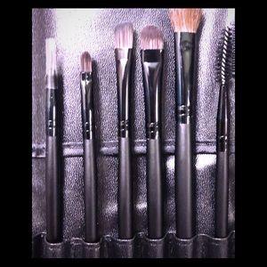 my brush set